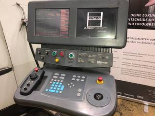 Fresatrice Hurco VMX 64, A.  2000-2