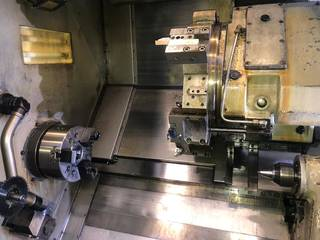 Tornio Hwacheon Hi-Tech 300 MC-2