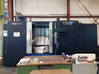 Tornio Hwacheon Hi Tech 700 MC-0