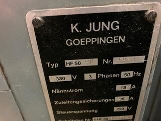 Rettificatrice Jung HF 50 RD-6