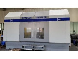 Fresatrice Keppler HDC 3000, A.  2010-0