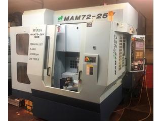 Fresatrice Matsuura MAM 72 25V-0