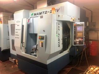 Fresatrice Matsuura MAM 72 25V-13
