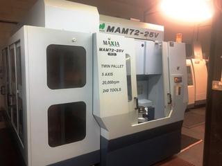 Fresatrice Matsuura MAM 72 25V-1