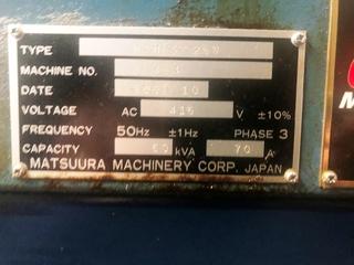 Fresatrice Matsuura MAM 72 25V-5