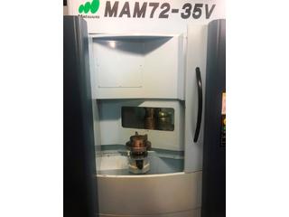 Fresatrice Matsuura MAM 72 35V, A.  2014-14