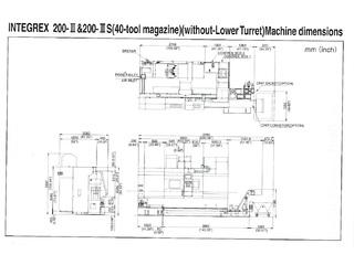 Tornio Mazak Integrex 200 III S-10