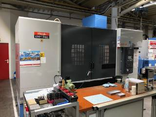 Fresatrice Mazak VTC 300 C-0