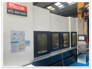 Fresatrice Mazak VTC 800 / 30 SR, A.  2008-3