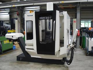 Fresatrice DMG Mori CMX 600 V, A.  2017-0