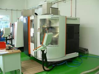 Fresatrice Mikron UCP 600 Vario, A.  2011-0