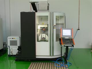 Fresatrice Mikron UCP 600 Vario, A.  2011-1