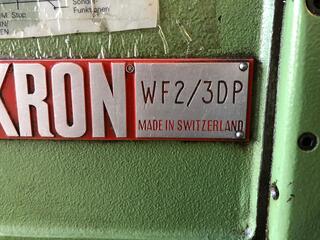 Fresatrice Mikron WF3 DP, A.  1900-1