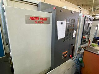 Tornio Mori Seiki NL 1500 Y / 500-0