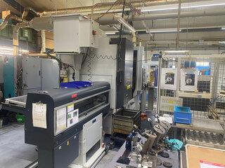Tornio Mori Seiki NL 2500 SMC  700-8