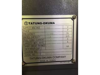 Tornio Okuma Genos L400-E-4