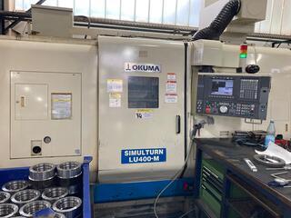 Tornio Okuma LU 400 M-1