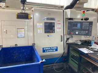 Tornio Okuma LU 400 M-6