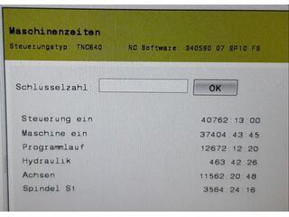Fresatrice OPS Ingersoll High Speed Eagle V9-9