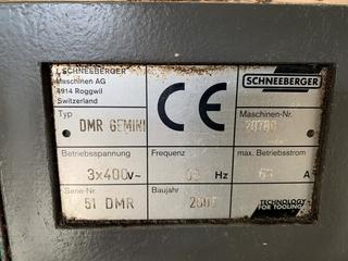 Rettificatrice Schneeberger GEMINI DMR-6