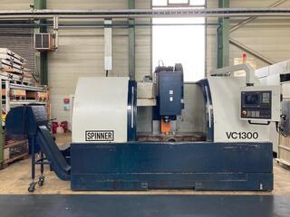 Fresatrice Spinner VC 1300-0