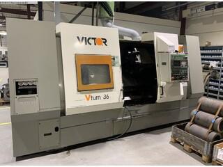 Tornio Victor V-Turn 36/125 CV-0