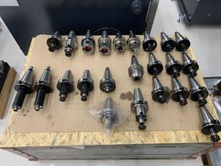 Werkzeugaufnahmen BT 50 Accessorio usato-1