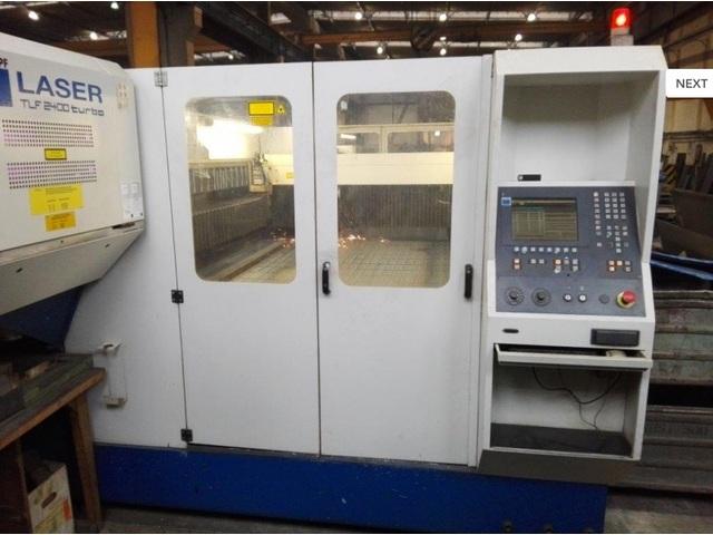 più figure Trumpf TCL 3030 - 2400 W Sistemi di taglio laser