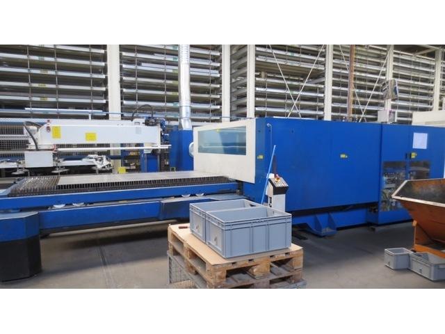 più figure Trumpf TruLaser 5030 classic - 5000W Sistemi di taglio laser