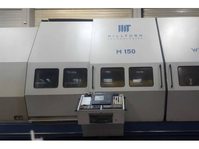 più figure Tornio WFL M 150 / 6500