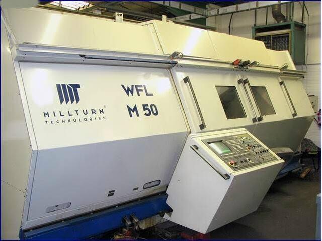 più figure Tornio WFL Millturn M 50