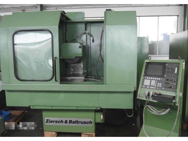 più figure Rettificatrice Ziersch & Baltrusch Starline 600 CNC