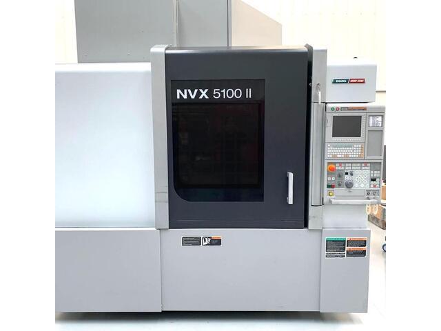 più figure Fresatrice DMG Mori NVX 5100 II / 40 RV, A.  2013