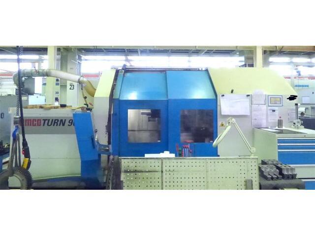 più figure Tornio EMCO EMCOTURN 900