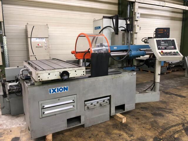 più figure Ixion TL 1000 CNC.1 Foratrici per fori profondi