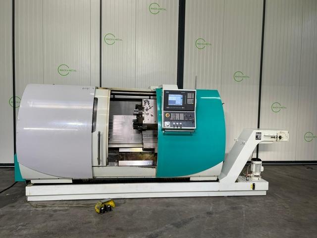 più figure Tornio TOS SBL 500 CNC