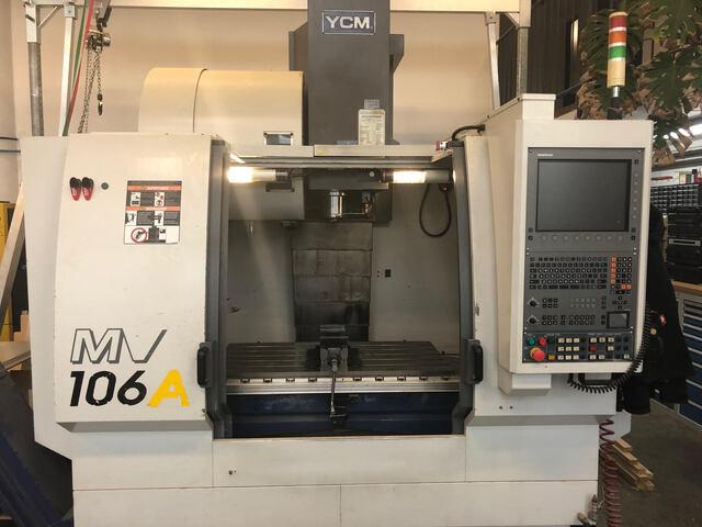 più figure Fresatrice YCM MV106A